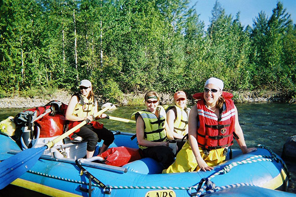 Contact Information Denali Southside River Guides